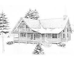 log cabin design plans lodge log cabin plan by beaver mountain log cedar homes