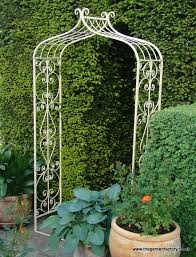 metal garden arch home design ideas and pictures