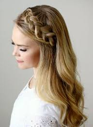 braid hairband go ravishing with a thicker tiara braid band hairstyles