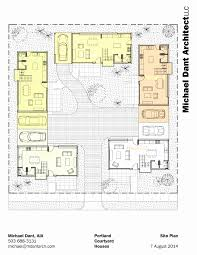 central courtyard house plans uncategorized house plans with central courtyard within finest
