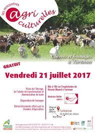 chambre d agriculture 04 04 rencontre agri culturelle autour des chèvres et du fromage