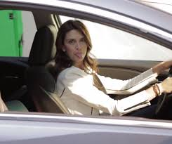 commercial actresses canada who is the woman singing in the acura car commercial the news wheel