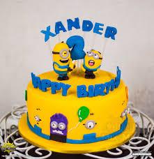 minions cake minions party custom cake captain s mix and magic captain s