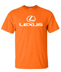 lexus is350 logo lexus logo graphic t shirt supergraphictees