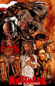 a nightmare on elm street horror movie
