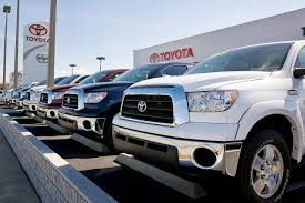toyota company cars toyota to ban dealerships from advertising below invoice price money