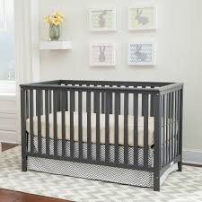 Storkcraft Portofino Convertible Crib And Changer Combo Espresso by Grey Nursery The New Neutral Baby Steps Hayneedle