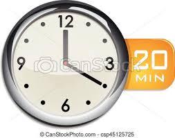horloge de bureau 20 horloge bureau mur minuteur minutes 20 horloge