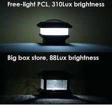 4x4 post cap lights solar post cap light solar post cap light shaped white semi