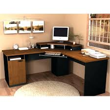L Shaped White Computer Desk by Desk Awesome L Shaped Corner Desk Ikea Massive Base Storage