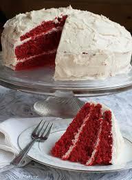 gluten free dairy free red velvet cake savory nature