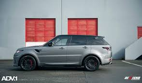 land rover range rover sport matte black urban automotive range rover sport adv15r m v2 cs wheels adv 1