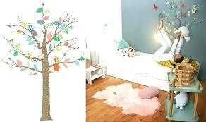 arbre chambre bébé arbre stickers chambre bebe cildt org