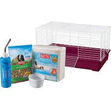 Kaytee Bedding Kaytee Complete Guinea Pig Kit Petco
