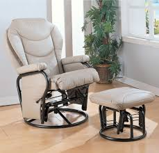 Leather Rocking Chairs For Nursery Reclining Rocking Chair For Nursery Contemporary Modern Rocker