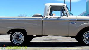 Classic Ford Truck Beds - 1966 ford f100 pickup truck youtube