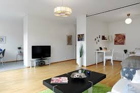 one room home 10 small one room apartments featuring a scandinavian décor