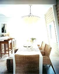 Chandelier Above Dining Table How High Chandelier Dining Room Table Chandelier Designs