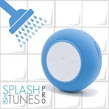 amazon com splash tunes pro shower speaker u2013 ultimate shower
