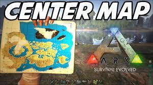 me a map of arkansas ark survival evolved fresh start on the center map e01