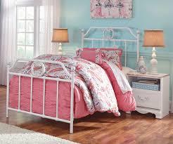 Ashley Furniture Trundle Bed Twin Korabella Twin Size Metal Bed B355 Ashley Kids Furniture Kids