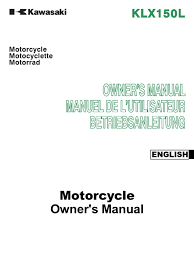 kawasaki klx150l manual gasoline clutch