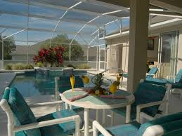 Covered Lanai by Fabulous Vacation Villa Homeaway Westridge