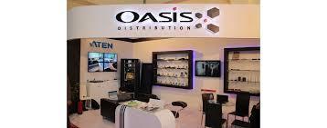 oasis distribution cairo ict