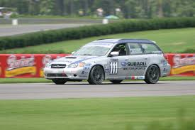 lowered subaru impreza wagon a subaru wagon just won a championship but not in rallying cars