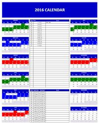 2016 calendars excel templates office gantt calendar notes mo saneme