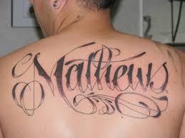creative design tatoo the most popular creative tattoo fonts