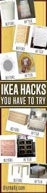 18 amazing ikea hacks for chic and functional pieces ikea