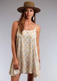 stetson womens western dress adobe charm