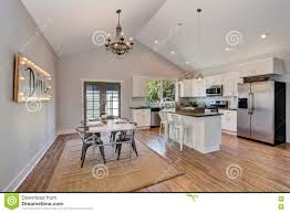 kitchens with vaulted ceilings excellent white chefus kitchen