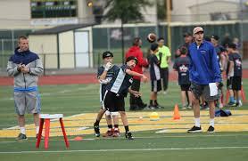 7on7 Flag Football Playbook Hof Passing League Hayward Ca