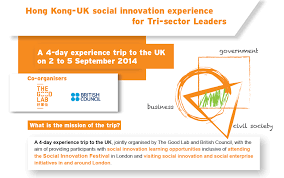 si e social orange hk uk social innovation experience for tri sector leaders sie fund