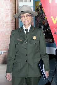 Department Of The Interior National Park Service Doinews Women U0027s History Month An Interview With 93 Year Old