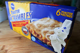 Who Invented Toaster Strudel Pillsbury Toaster Scrambles