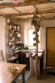 miniküche mini küche rustikal landhausstil ideen einrichtung