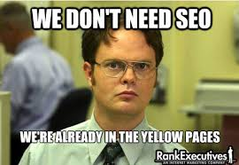 Funny Marketing Memes - 5 fear based wedding myths busted seo memes and humor