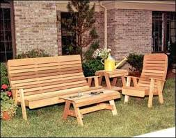 Selecting Wood For Outdoors Eden Makers Blog By Shirley Bovshow - Cedar outdoor furniture