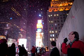2000 new years the confetti master of times square on new year s no joe schmo