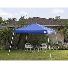 ez up gazebo e z up instant shelter 12x12 royal blue