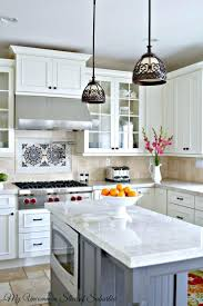 articles with two tone kitchen island with drop leaves tag
