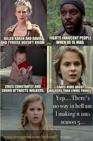 Walking Dead Memes Season 5 - the walking dead funny meme the walking dead funny memes season