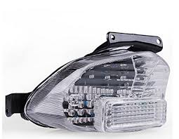 rear turn signal tail light integrated for suzuki gsxr 600 750