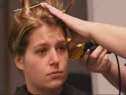 punishment haircuts for females ocs haircuts video dailymotion