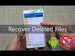 how to recover deleted files on android 5 methods to recover mistakenly deleted files from android