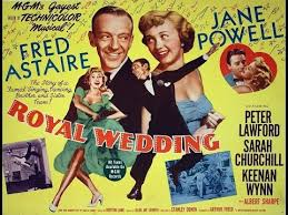 royal wedding musical fred astaire