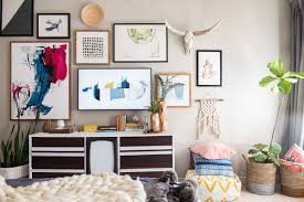 how to do a gallery wall an amazing gallery wall with the frame tv